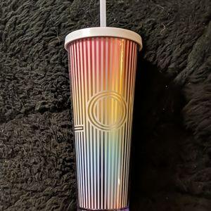 NWT Starbucks Love 2019 Pride Tumbler 24oz